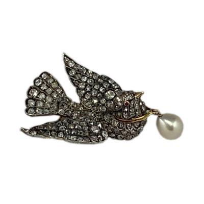 19 th Centuery diamond bird
