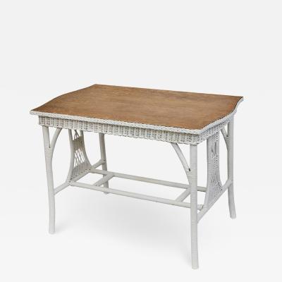 1930s Wicker Table
