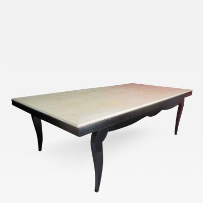 1940 rectangular italian Art Deco Table