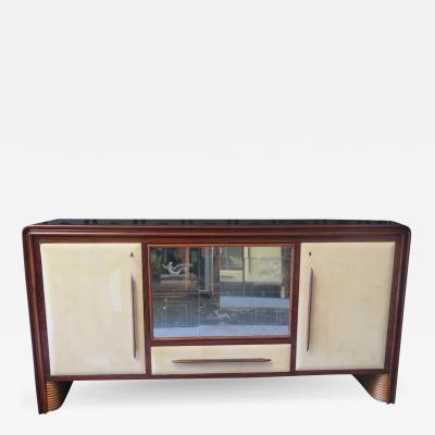 1940s Art Deco Sideboard Bar