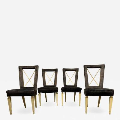 1940s French Directoire Dining Chairs