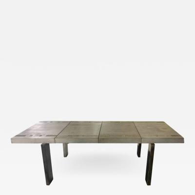 1940s Industrial Table