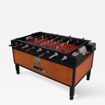 1940s Italian Foosball Table