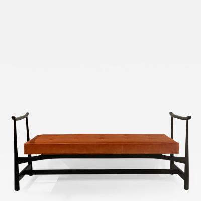 1950s Asian Style Bench