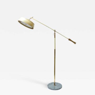 1950s Floor Lamp Design By Angelo Lelli