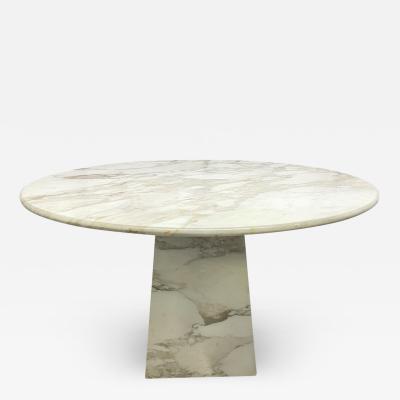 1950s Italian Marble Center Table