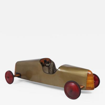 1950s Soap Box Derby Racing Car