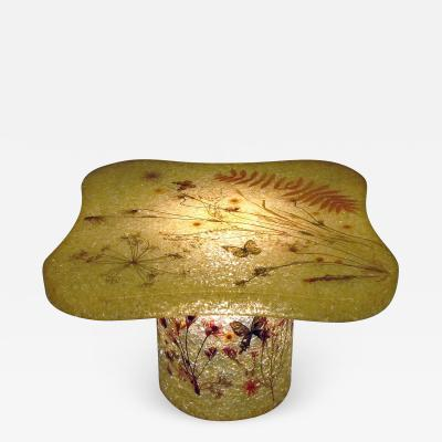 1960s Accolay resin coffee table