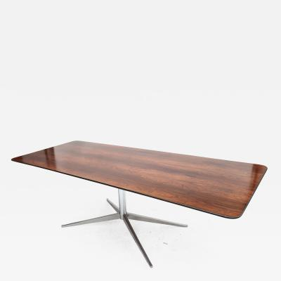1960s Brazilian Jacaranda Dining Table by Forma