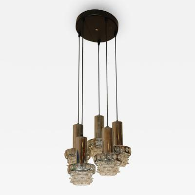 1960s Ceiling Light by RAAK
