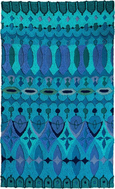 1960s Cynthia Sargent Carpet for Tamacani S A
