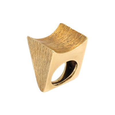 1960s Gold Ring