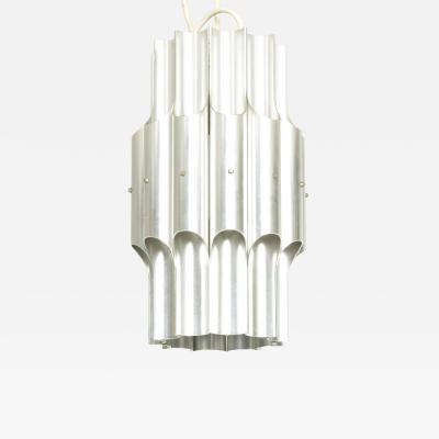 1960s Impressive Midcentury Modern European Chandelier Lamp Switzerland