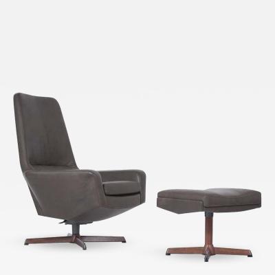 1960s Kofod Larsen Lounge Chair