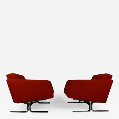 1960s Lounge Chairs