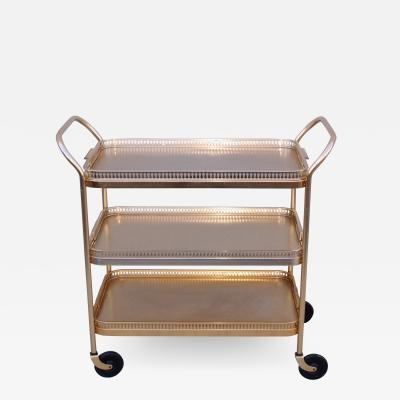 1960s Mid Century Tier Bar Cart From England By Kaymet