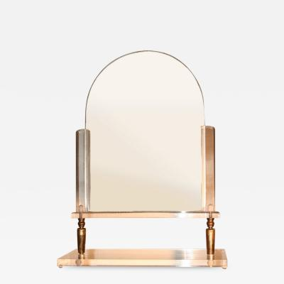 1960s US dressing table mirror