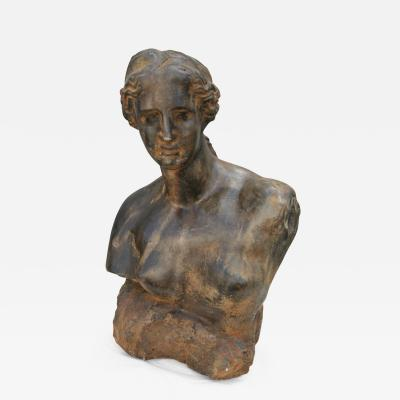 1960s Womans Bust