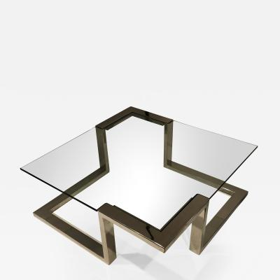 1970 Modernist Coffee Table