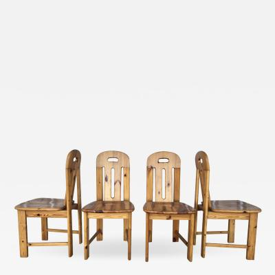1970 s French Dining Chairs