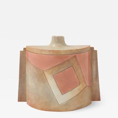 1980s Memphis Style Decorative Vase