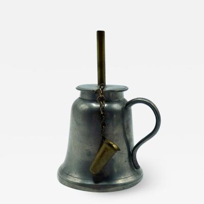 19TH CENTURY AMERICAN LAMP
