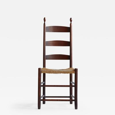 19TH CENTURY ENFIELD SHAKER CHAIR
