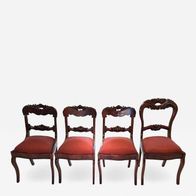 19th Century African American Early Texan Parlor Chairs