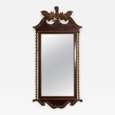 19th Century American Empire Mirror