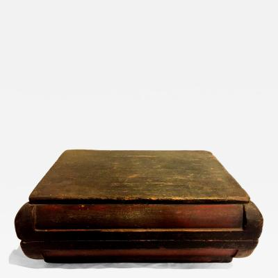 19th Century Art and Document Box