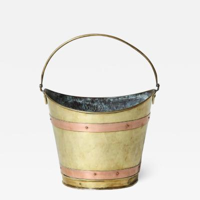 19th Century Boat Shaped Bucket