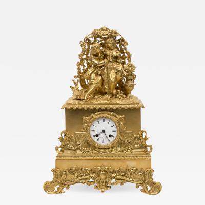 19th Century Brocot Clock