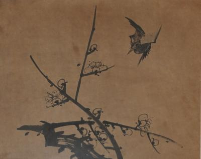19th Century Chinese Brush Paintings