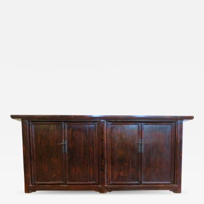 19th Century Chinese Sideboard