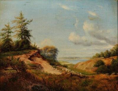 19th Century Danish Landscape