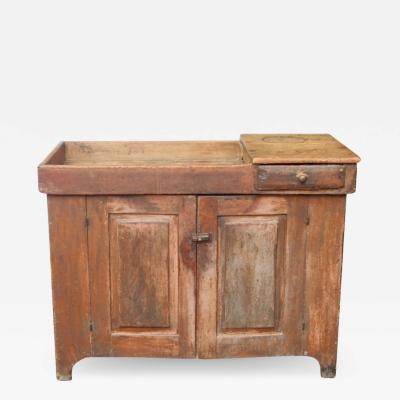 19th Century Dry Sink