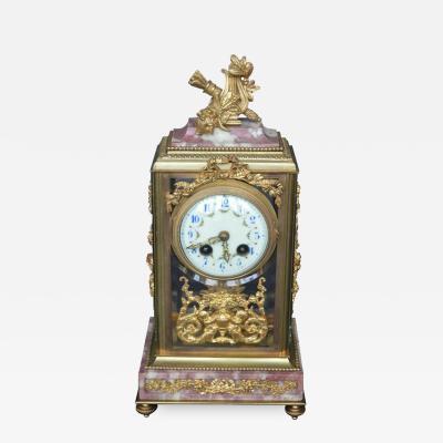 19th Century Empire Style Clock
