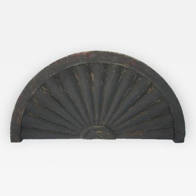 19th Century Fan Vent