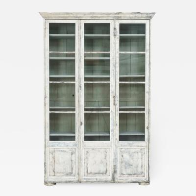 19th Century French Biblioth que Bookcase Or Vitrine