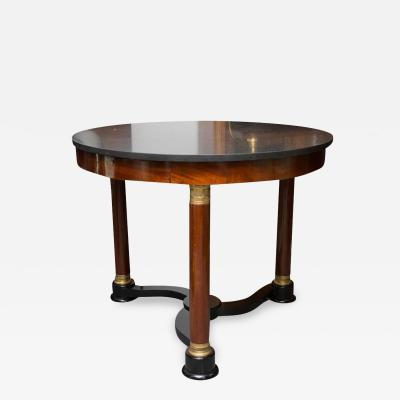 Antique mid modern and modern center tables on incollect for Table th center