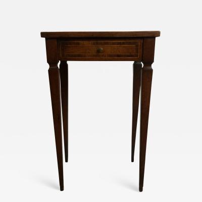19th Century Italian Accent Table