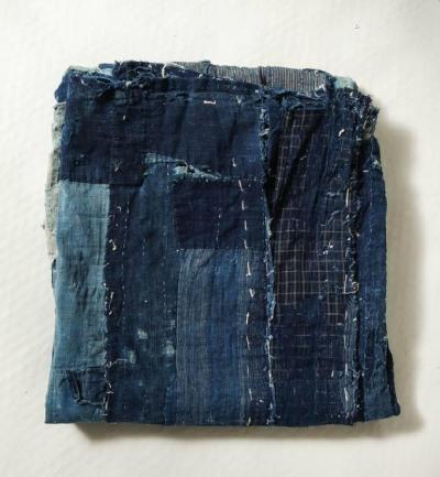 19th Century Japanese Boro Cloth