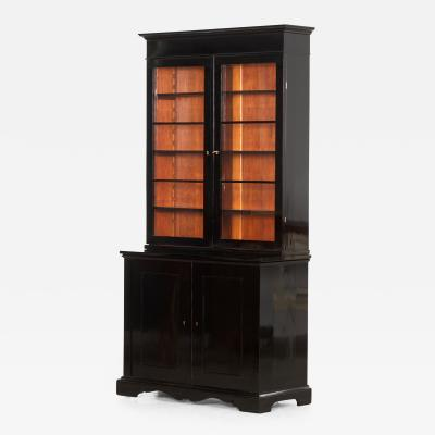 19th Century Late Empire Breakfront Display