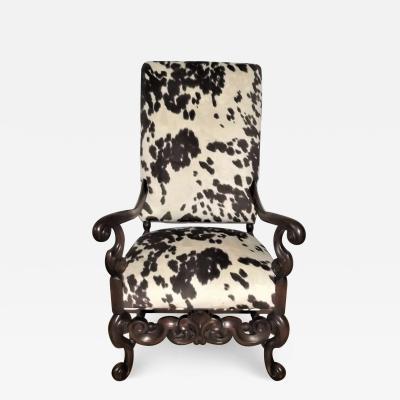 19th Century Louis XIV Style Armchair