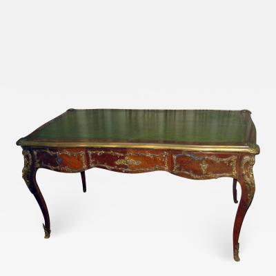 19th Century Louis XV Style Fruitwood Desk