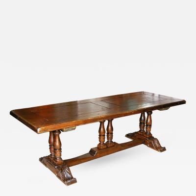 19th Century Refectory Farm Table