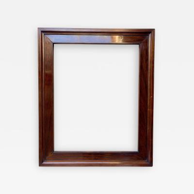 19th Century Rosewood Frame