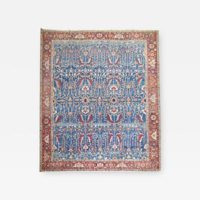 19th Century Serapi Rug rug no 9415