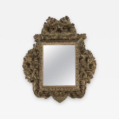 19th Century Spanish Mirror