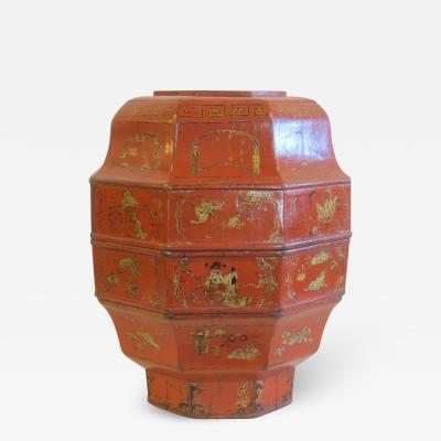19th century Chinese Fruit Box